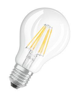 Osram LED-Lampe PRFCLA60 6W/827 220-240V FIL E27 / EEK: A++