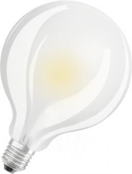 Osram LED-Lampe LEDPG9560 6,5W/827 230VGLFR E27 / EEK: A++