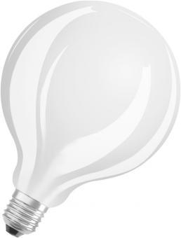 Osram LED-Lampe LEDPG95100D 12W/827 230VGLFR E27 / EEK: A++