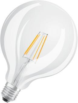 Osram LED-Lampe LEDPG12540 4W/827 230V FIL E27  / EEK: A++