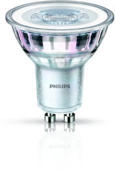 Philips LED-Lampe Corepro LEDspot CLA 4.6-50W GU10 827 36D / EEK: A+
